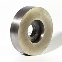 订做6A2杯形端面磨金刚石砂轮  300外径合金抛光磨盘