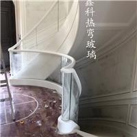 热弯玻璃  楼梯玻璃