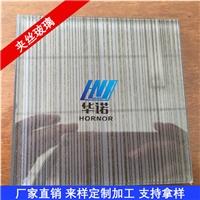 夾膠夾絲熱熔玻璃加工 夾絲玻璃成批出售 防火夾絲玻璃