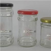 徐州玻璃瓶厂家供应高白料玻璃酱菜瓶