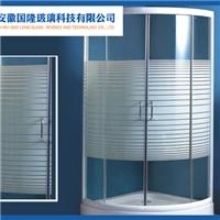 淋浴彩釉玻璃