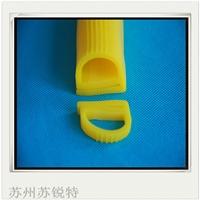 颜色硅胶E型密实耐高温密封条
