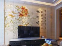 大型背景墙平板打印机 瓷砖打印机 电视背景墙彩印机