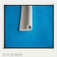 白色硅胶P型耐磨损密封条