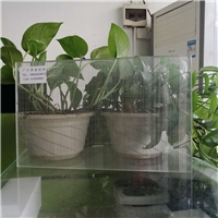 鋼化夾金屬網玻璃