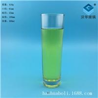 火热售卖300ml牛奶玻璃杯果汁玻璃杯