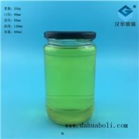 600ml罐头玻璃瓶生产商