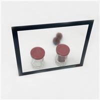 CNC加工AG玻璃 自然光感蚀刻AG玻璃 2mm喷涂AG玻璃