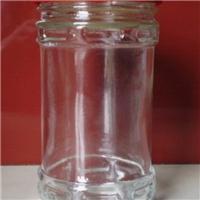 徐州玻璃瓶廠家供應高白料玻璃醬菜瓶