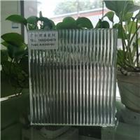夹丝钢化超白玻璃