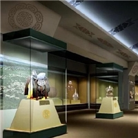 上海生產博物館展柜 展柜定做機構