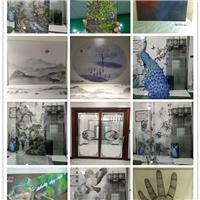 玄关背景墙打印设备 陶瓷印花设备