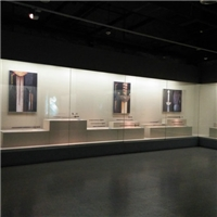 定制智能恒溫恒濕展柜廠家 博物館展柜公司