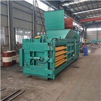 大型废品压缩机调整方法 纸壳液压打包机设备