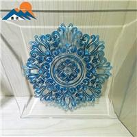 移门玻璃门芯花中空门门芯花玻璃镶嵌门门芯花玻璃