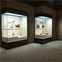 博物馆展柜订做 珠宝展柜定制 隆城展柜厂家