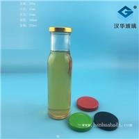 徐州生產250ml果汁飲料玻璃瓶