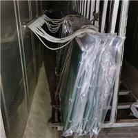 彎鋼夾膠玻璃高壓釜抽真空改造