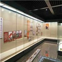 博物馆展柜-文物展柜厂商-古董展示柜安装
