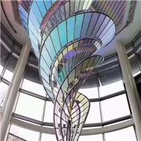 长期供应炫彩玻璃