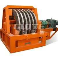 GTWK盘式尾矿回收机回收磁性材料