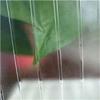夾膠夾絲原片玻璃-超白四季紅