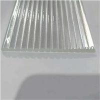夾膠夾絲原片-超白聚光玻璃