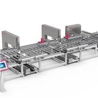 银锐智能WSL2020-4双龙门钻孔系统