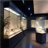 上海博物馆展柜基地生产博物馆沿墙柜 博物馆单独柜