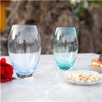 厂家直销原色料玻璃水杯成批出售定制