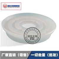 异形机白色硅胶吸盘 87外径小孔小吸盘 异形机玻璃吸盘