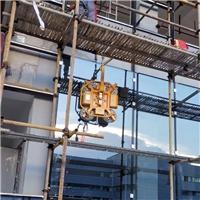 钢化玻璃 玻璃板电动吸盘吊具 真空玻璃吸吊机