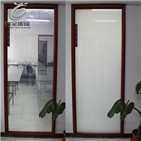 厂家定制智能调光玻璃 雾化电控玻璃