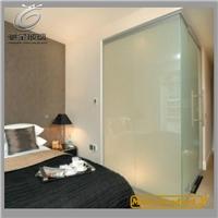 厂家定制通电雾化玻璃 智能调光玻璃