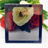 可控透光率镜面镜子玻璃 超白丝印小窗口钢化玻璃