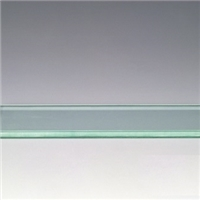 台阶斜边钢化玻璃 灯具玻璃