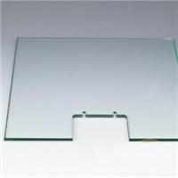 透明灯具钢化玻璃