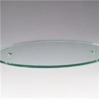 透明玻璃灯具钢化玻璃 玻璃加工