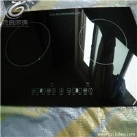 供應壁爐微晶耐高溫玻璃