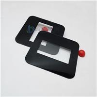 深圳玻璃厂家专业生产显示器钢化玻璃 丝印玻璃