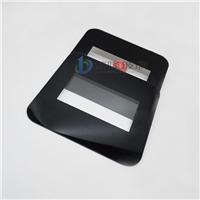 定制丝印玻璃 钢化玻璃 显示器丝印玻璃