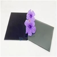 半透灰鋼化玻璃 深灰色玻璃 深黑色玻璃