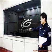 單向透視玻璃 單反鏡面半透鋼化玻璃