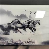 越南玻璃背景墙打印机 玻璃打印设备