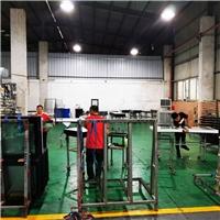 冷藏柜弧形中空电加热玻璃厂家