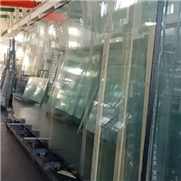 10米夹胶中空玻璃上海