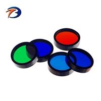 绿色滤光片高透率绿带通滤光片