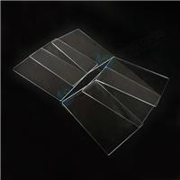 2mm-12mm光邊鋼化玻璃 透亮CNC精磨光學鋼化玻璃定做