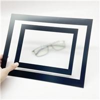户外工程车2mm防眩光AG玻璃 显示屏AG玻璃加工