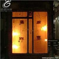 驰金特玻供应隔热型防火玻璃 单片铯钾防火玻璃